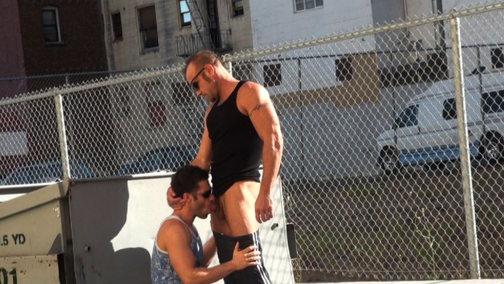 Gay Violations - Chad Brock